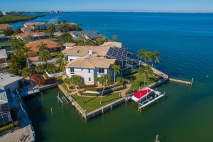 JUST LISTED! Longboat Key Bay Front Estate