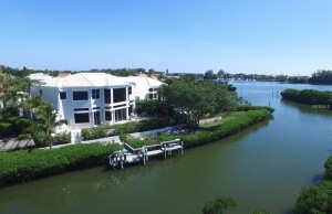 SOLD! Queens Harbour Longboat Key Waterfront Home