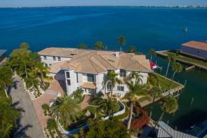 SOLD! Longboat Key Bay Front Estate
