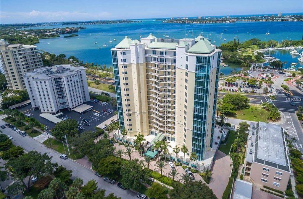 SOLD! Sarabande Sarasota Waterfront Condominium