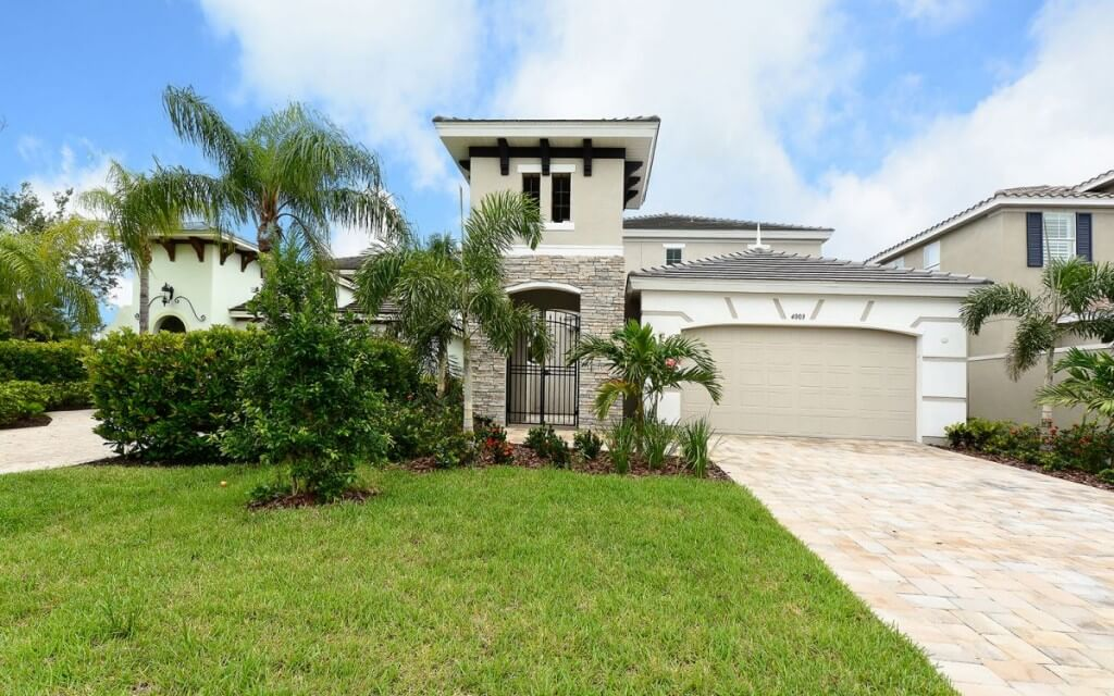 SOLD! Manatee River Front Home