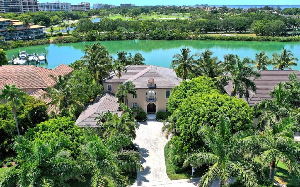 SOLD – Lighthouse Point Residence – $3,510,000