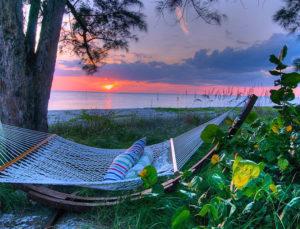 Longboat Beach Sunset