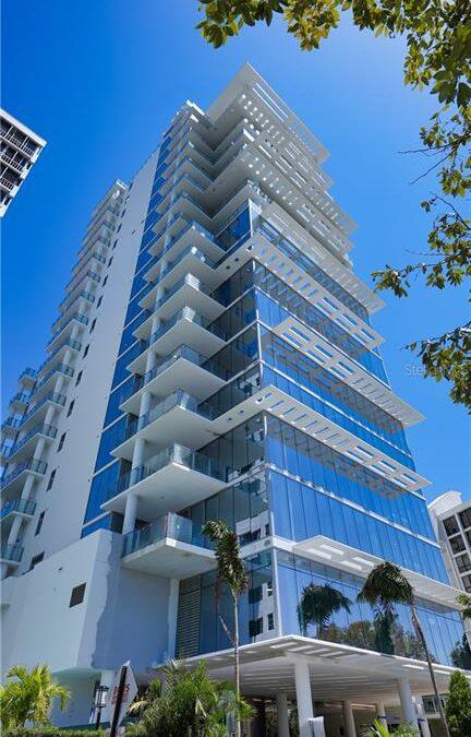 SOLD! Epoch Sarasota Bayfront Condominium