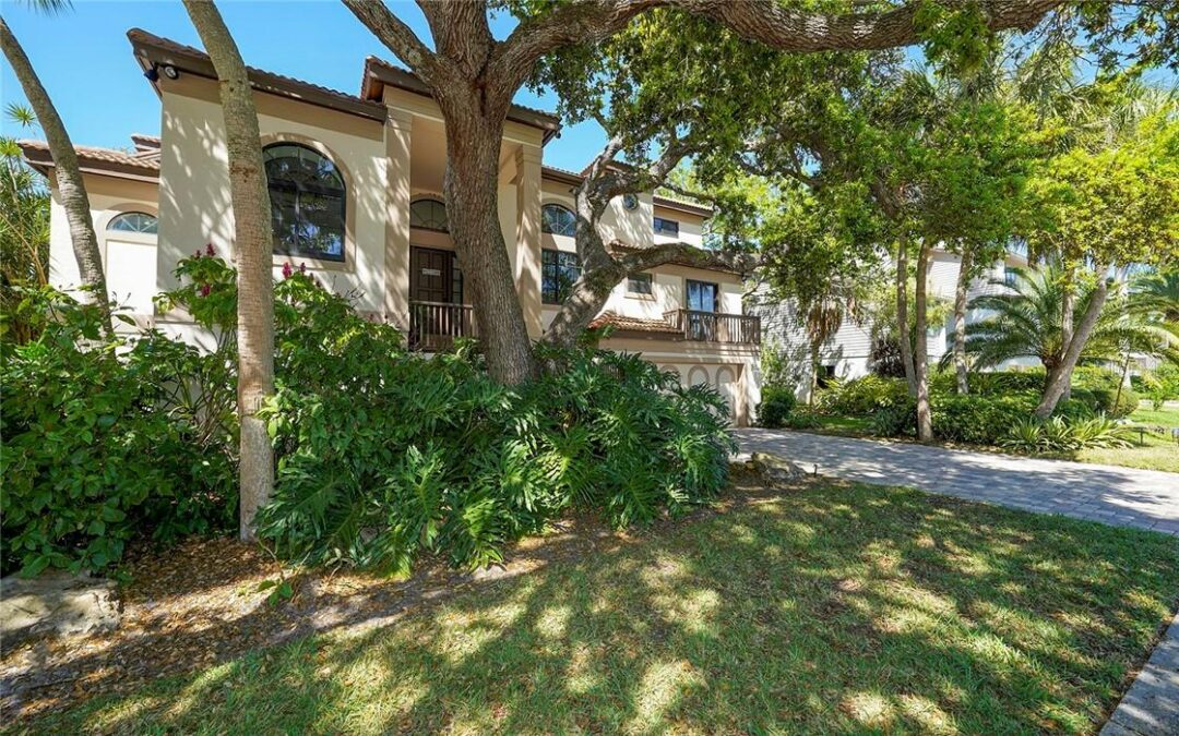 SOLD! Bay Isles Home